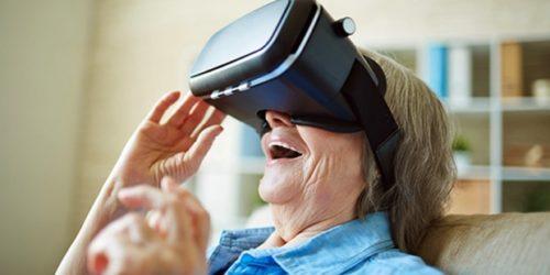 VR認知症