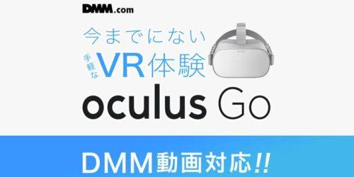 OculusGoDMM