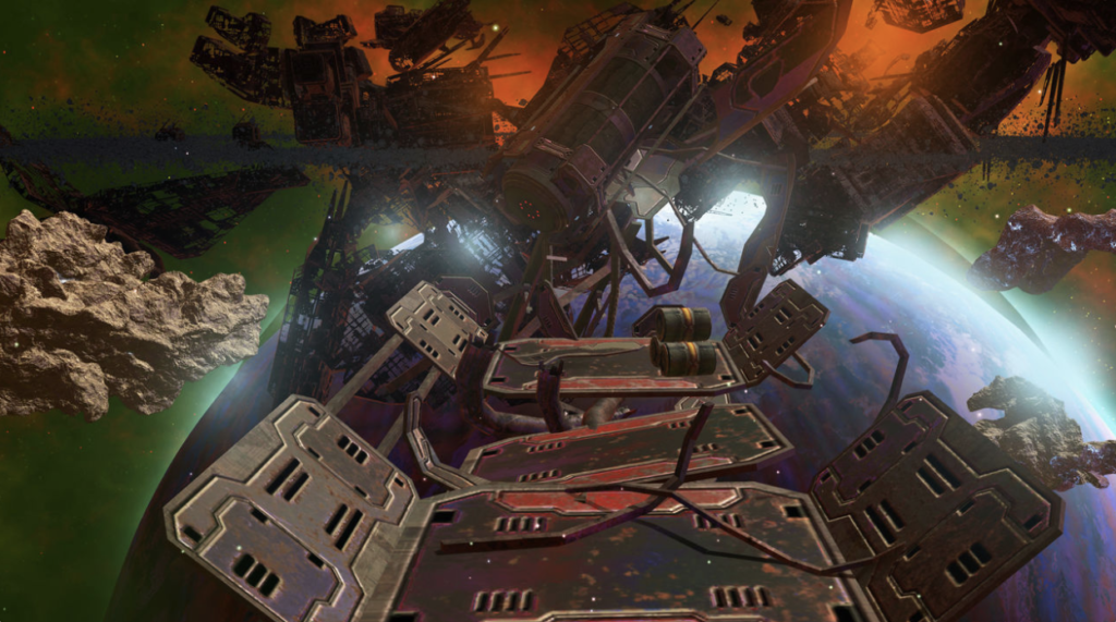 GALAXY 360: VR Roller Coaster